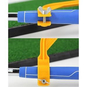 Image 5 - Facecozy 골프 스윙 트레이너 실용 초급 제스처 정렬 교육 보조 도구 올바른 가이드 골프 장비 액세서리