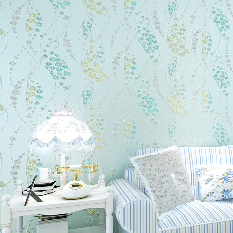 Online get cheap decorative paper roll for Modern 3d wallpaper for bedroom