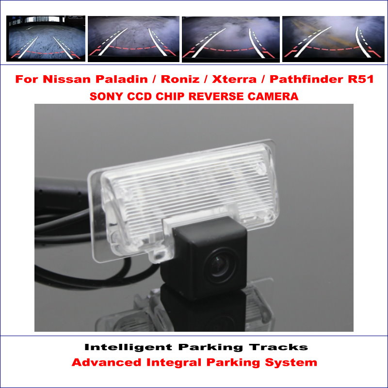 Dynamic Guidance Rear Camera For Nissan Paladin Roniz Xterra Pathfinder R51 Sylphy G11 Parking Intelligentized in Vehicle Camera from Automobiles Motorcycles