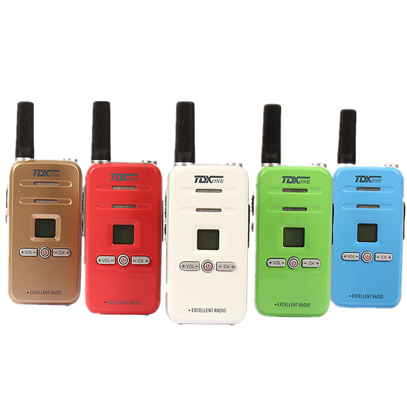 Scan FRS/GMRS Walky Emergency 5