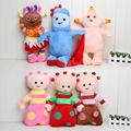 Plush In The Night Garden 6 pcs 15.7 inch Children Toy Stuffed Figure Gardens baby 6 styles