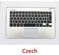 Original Bluetooth Keyboard For Lenovo YOGA 2 3 Pro 10.1 Rechargeable Touchpad Czech version keyboard