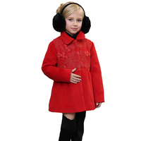 winter-girls-coat-kids-coat-long-solid-woolen-outerwear-red-lace-christmas-for-children-clothing-england-style-4y-12y