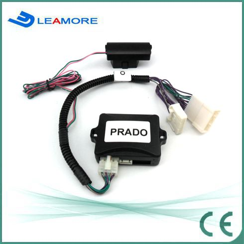 Auto Car Window Closer For Prado TX / TXL2700 / TXL4000 Canbus OBD2 Window Closer With Mirror Folding And Car Door Lock Together