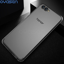 Phone Cases For Huawei Honor V10 View 10 5.99 Ultra-thin Soft Airbag Design Transparent Protective Shell View10