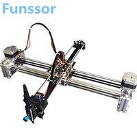 Funssor drawbot Idraw masters надпись робот XY плоттер чертежный робот комплект X Y оси пишущий робот поддержка лазера moduel