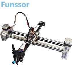 Funssor drawbot Idraw mistrzów napis robota XY ploter rysunek robota zestaw X osi Y pisanie robota wspieraj laser moduł