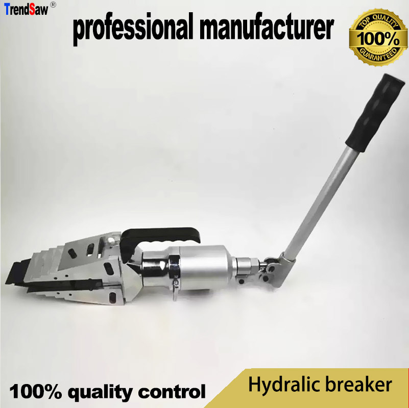 hydraulic breaker tool Hydraulic dilator flange separator fire dismantling manual expansion separation tools broken door opener hydraulic knockout tool hydraulic hole macking tool hydraulic punch tool syk 15 with the die range from 63mm to 114mm