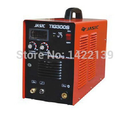 TIG300S DC Inversor Máquina de solda TIG & soldador JASIC