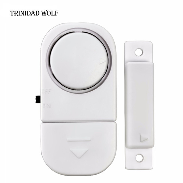 Trinidad Wolf Standalone Magnetic Sensors Independent Wireless Home