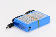MasterFire 3set/lot Super Polymer Rechargeable 12V 3000mAh Lithium-ion Battery Batteries Pack For CCTV Camera DC 12300