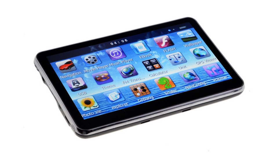 buy windows ce touchscreen gps navigation. Black Bedroom Furniture Sets. Home Design Ideas
