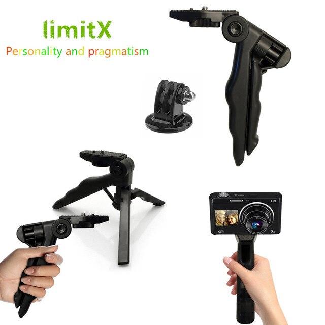 كاميرا مصغرة حامل حامل ثلاثي القوائم لكانون G9X G7X G5X II III SX740 SX730 SX720 SX710 SX620 SX610 SX600 EOS M200 M100 M50 M10 M6