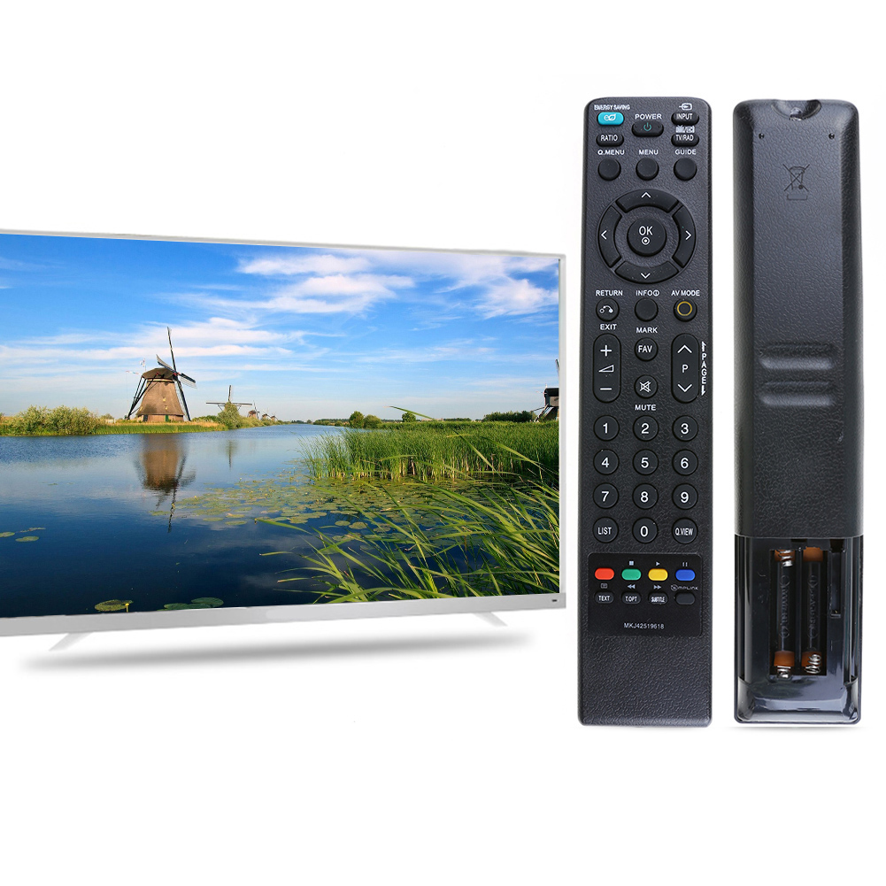 1pc New Replacement TV Remote Control for LG LCD TV MKJ-42519618 MKJ42519618 Black Smart ...