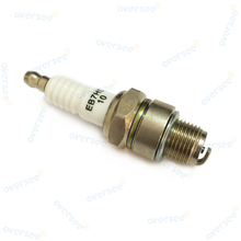 Oversee Spark Plug EB7HS10 replaces for YAMAHA PARSUN SUZUKI outboard engine same replaces NGK B7HS 10
