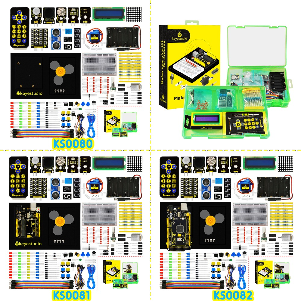 keyestudio-maker-starter-kit-compatible-with-font-b-arduino-b-font-starter-kit-with-tutorial-gift-box