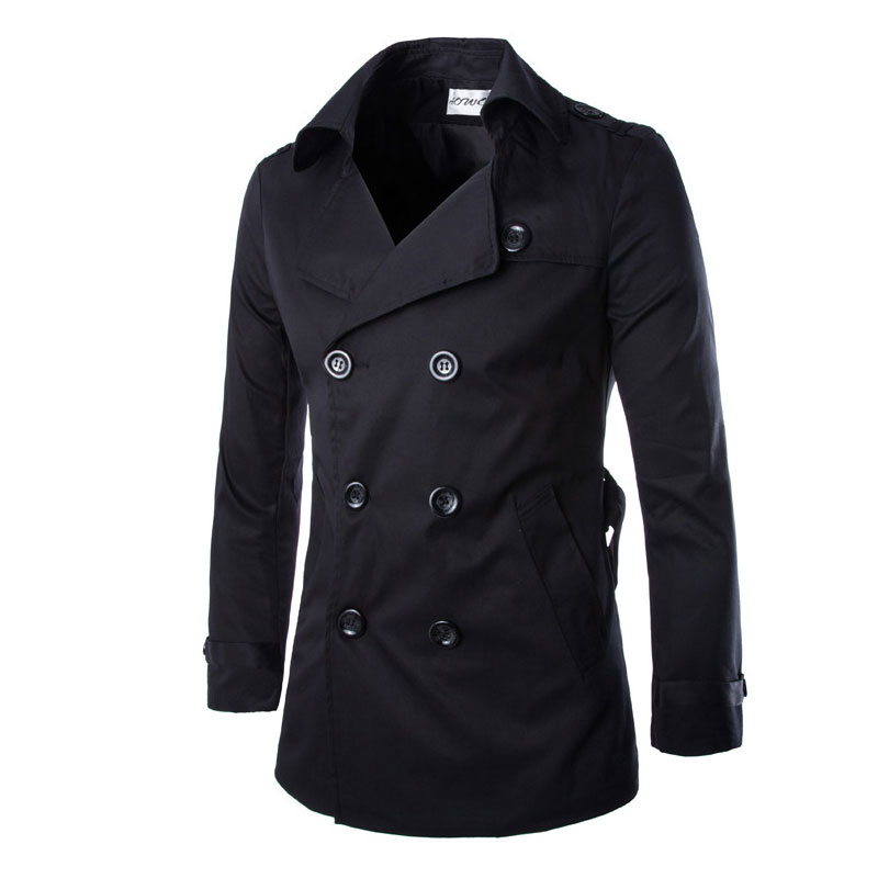 Online Get Cheap Mens Long Overcoat -Aliexpress.com | Alibaba Group