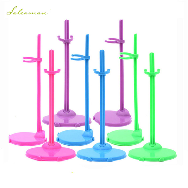 Saleaman Toy Stand Model Support Frame Prop Up For Barbie Dolls Doll Accessories Support for Barbie
