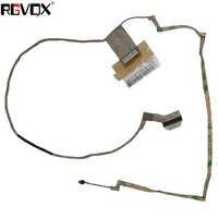 Nouveau câble de câble vidéo LCD LED d'origine pour LENOVO G500 G505 G510 câble d'écran d'affichage LCD LVDS vidéo PN: DC02001PR00