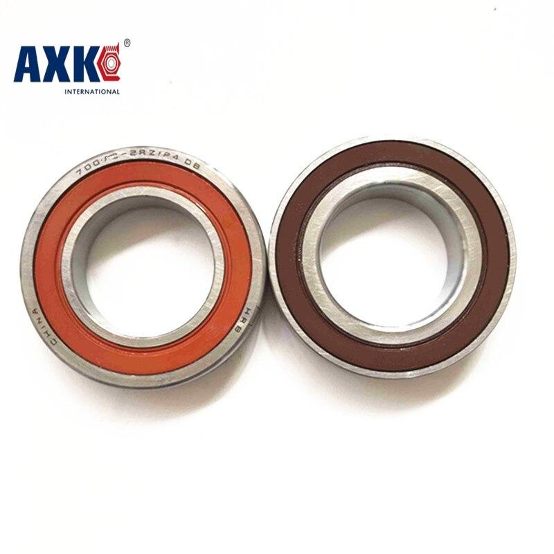 1 pair 7006 7006C 2RZ P4 DB A 30x55x13 *2 Sealed Angular Contact Bearings Speed Spindle Bearings CNC ABEC-7 1pcs 71901 71901cd p4 7901 12x24x6 mochu thin walled miniature angular contact bearings speed spindle bearings cnc abec 7