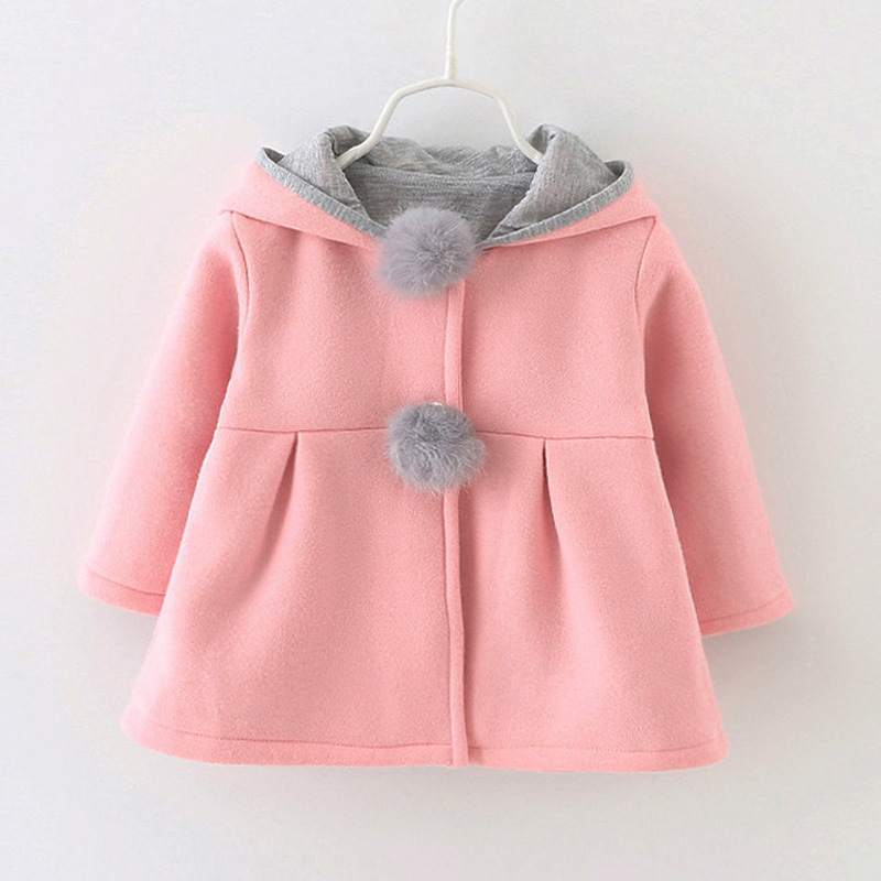 Jacket Clothing Coat Girls Autumn Baby New And Cotton FPC-148 Padded Children's