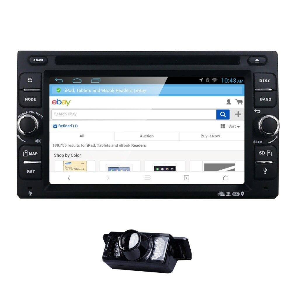 samochodowe systemem 8.1 ekran