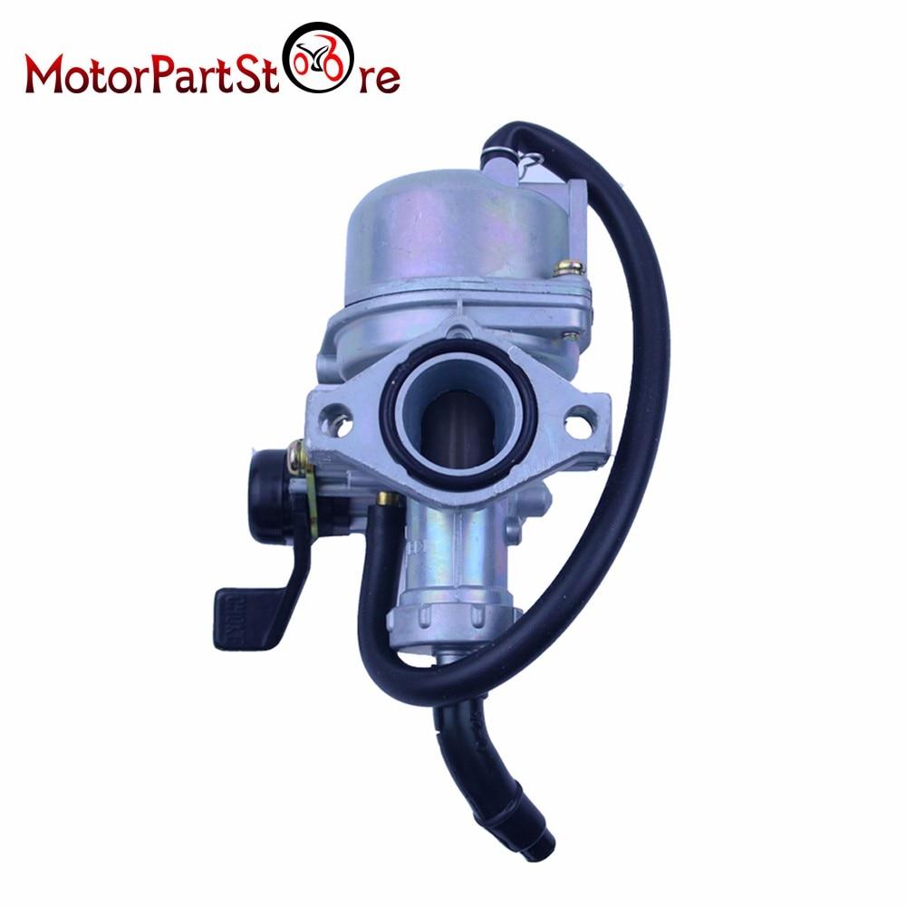 Aliexpress.com : Buy 22mm Carburetor for Honda XR50 CRF50 XR70 CRF70 PZ22  Carb ATV Motorcycle Part Go Kart Pit Dirt Bike D10 from Reliable 22mm  carburetor ...