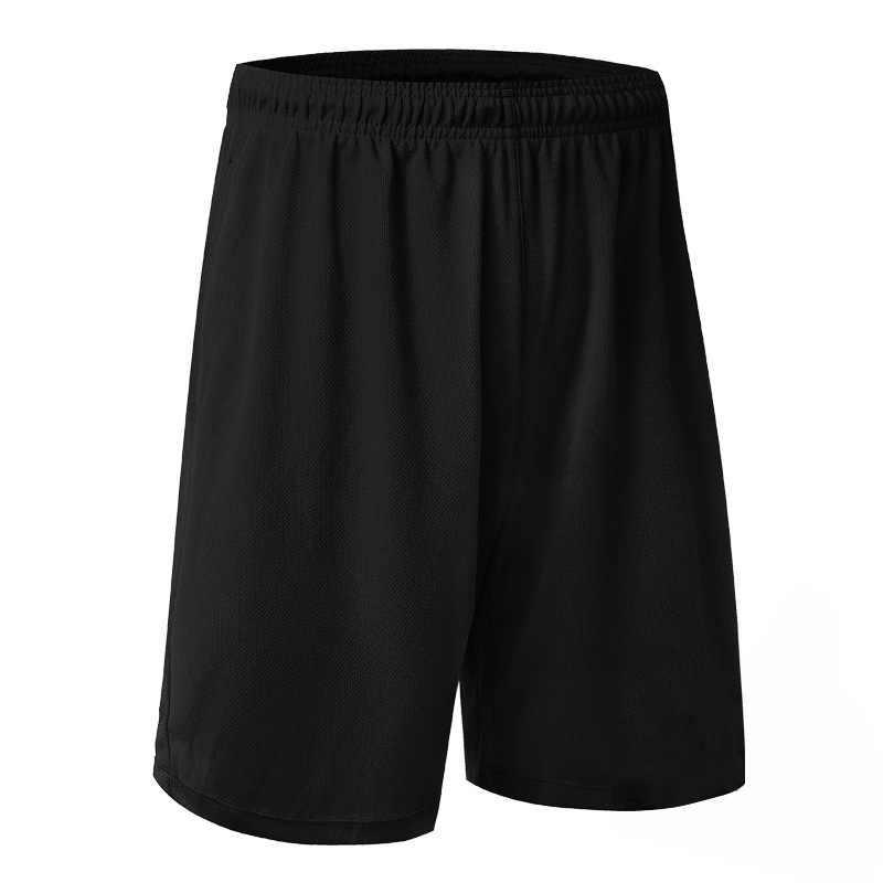 Gorący sprzedawanie męskie spodenki do biegania szybkie suszenie elastyczne talii oddychające sportowe krótkie spodnie