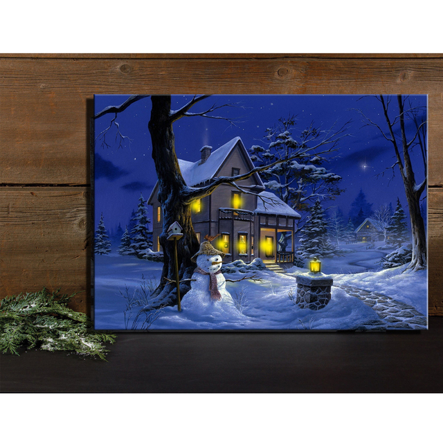 Christmas Country Decor
