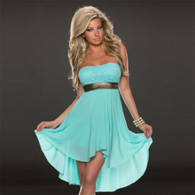 Erotic costume 2017 new dress women sexy lingerie sexy underwear chiffon dress skirt hit color free delivery A982