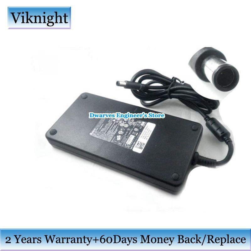 Натуральная 19.5 В 12.3a 120 Вт адаптер переменного тока Питание Для Delta/flextronics/DELL M6500 M6600 M6700 M4700 m4800 адаптеры питания для ноутбука Зарядное устройст...