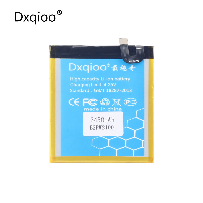 Dxqioo Mobile phone battery fit for HTC nexus google Pixel XL B2PW2100 3450mah batteries