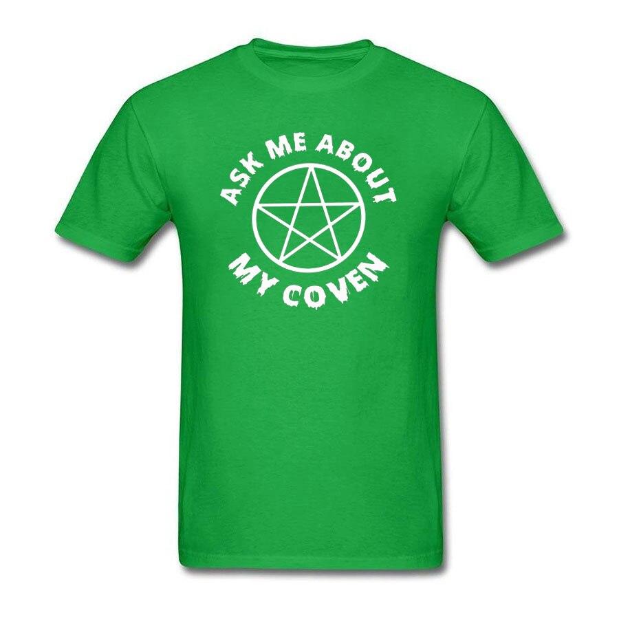 Fragen sie Mich Über Meine Coven T shirt Heavy Metal Rock Black...