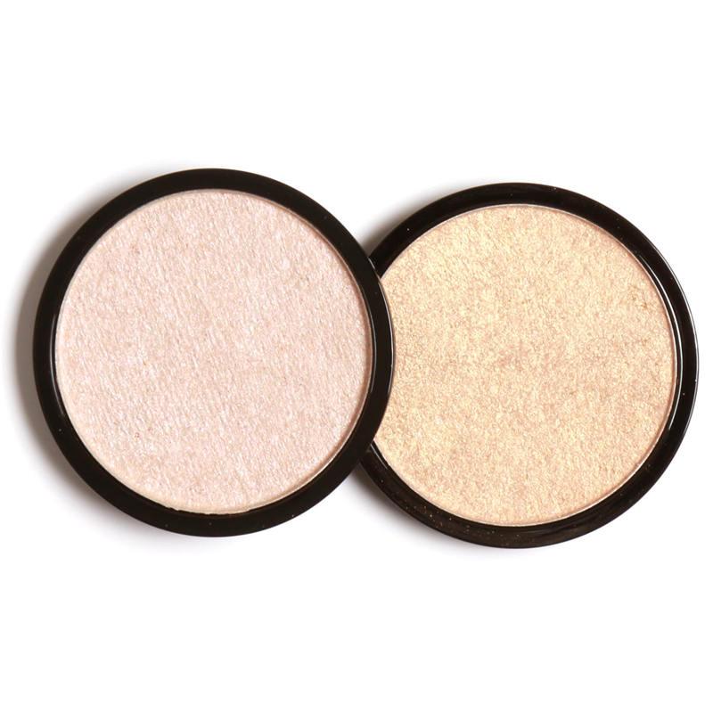 FOCALLURE Highlighter Bronzer Wajah Makeup Eyeshadow Palette - Riasan - Foto 5