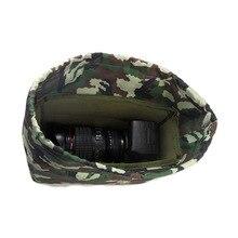 Caméra Sling Sac D'épaule Croix Cas Numérique Étanche Caméra Sling Doux Hommes Femmes Sac pour Canon Nikon Sony