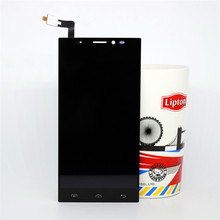 100% Original Digitizer Assembly Replacement Repair Accessories For mobile Phone DOOGEE F5 LCD Display + Touch Screen