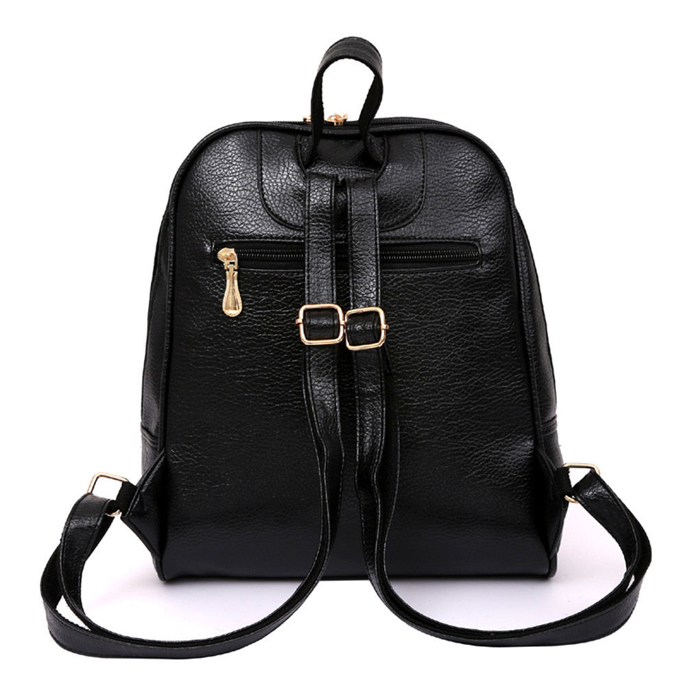 Aelicy Brand Backpack Women Backpacks Solid Fresh Girls School Bags for Girls Mochila Mochilas Mujer 2018 Rugzak 0829
