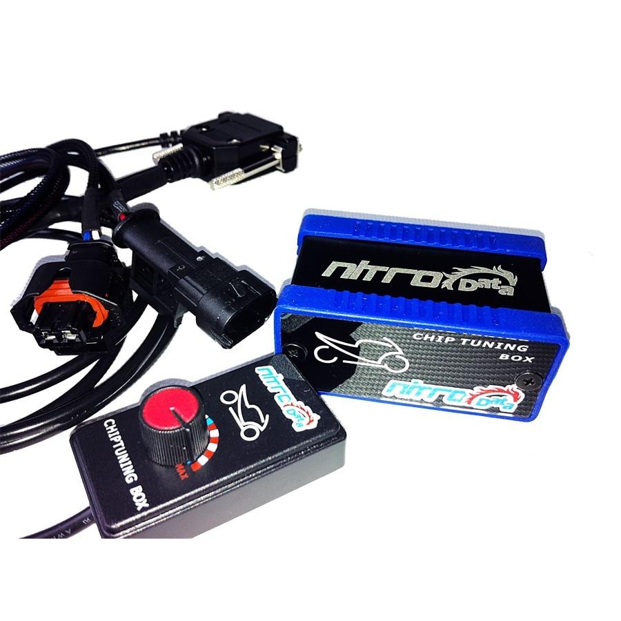 ФОТО Hot Sale NitroData Chip Tuning Box for Motorbikers M2