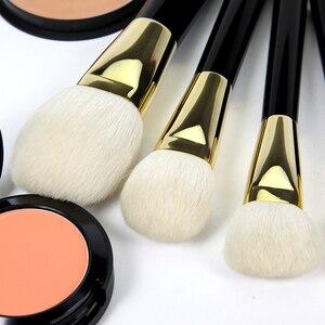 Image 3 - ENERGIE Merk 11 stks Professionele Makeup Brush Set Make Up Borstels Synthetisch Haar Aluminium Beentje Hout Handvat Pincel Maquiagem