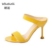2019 New Arrival Hot-selling Summer Shoes Peep Toe Sweet Fashion Women's Sandals Thin Heel Pumps Princess High Heels Women Shoes цены онлайн