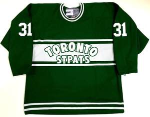 DOMI Hockey Jersey TORONTO ST. Embroidery Stitched Customize any number name bf69263d4