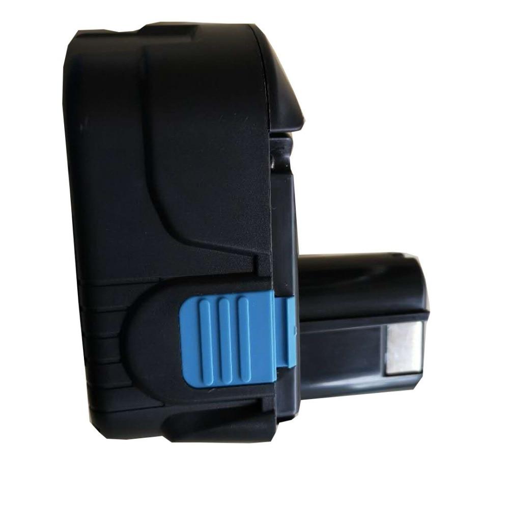 18 V 3.0Ah NiCD Batterie pour Hitachi EB1814SL EB1820 EB1820L EB1812S EB1824L EB1830HL 322436, DS18DVF3 DS18DFL C18DL DV18DMR WR18D