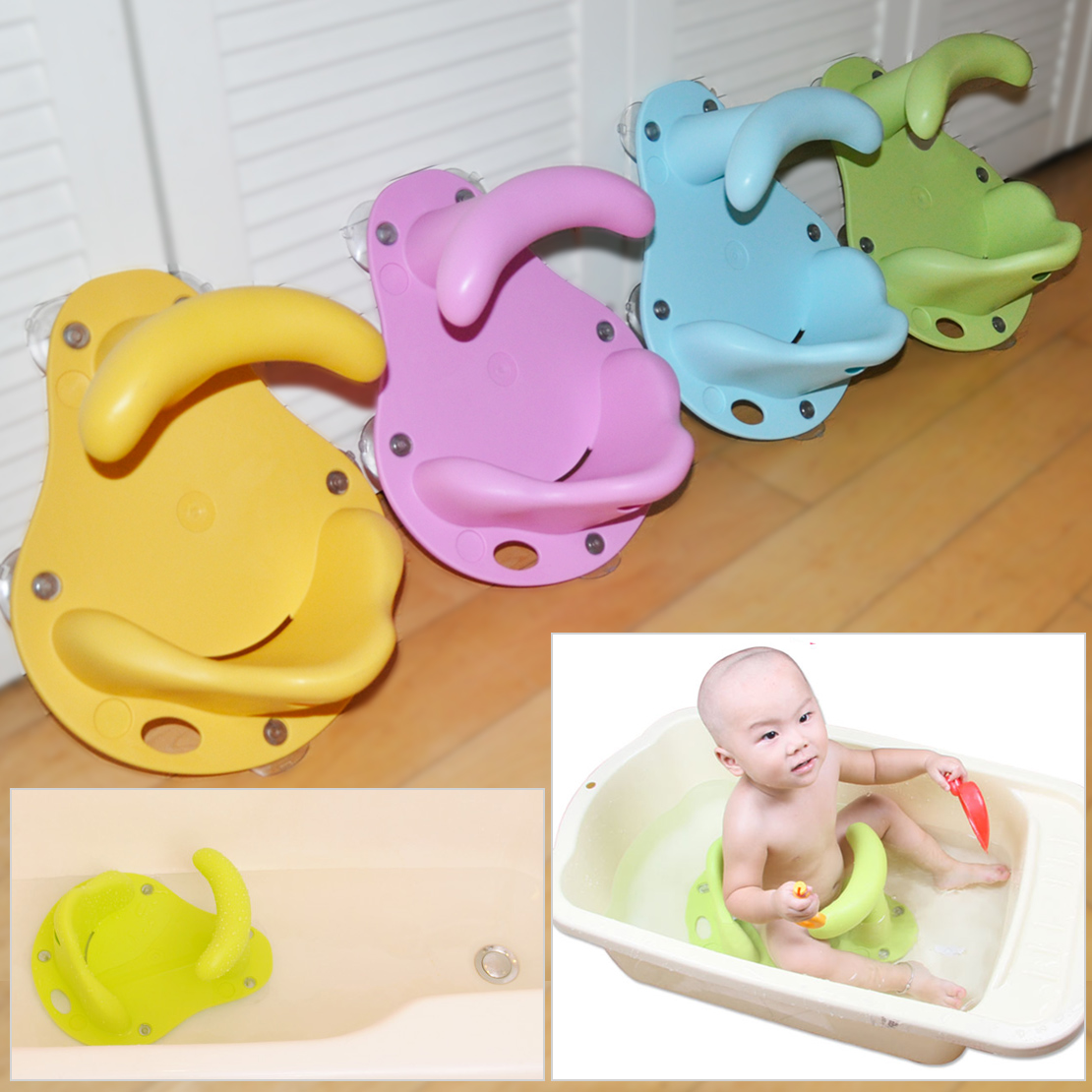 Bath Child Tub Safety Chair - Momeaz