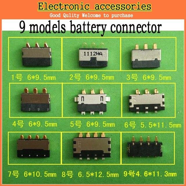 新しい携帯電話バッテリー接点に適しlenovoクールhuawei電源タッチを足携帯電話コネクタ連絡シート