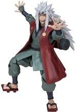 Naruto S.H. Figuarts Jiraiya Action Figure prettyangel genuine bandai tamashii nations s h figuarts exclusive naruto shippuden boruto uzumaki action figure