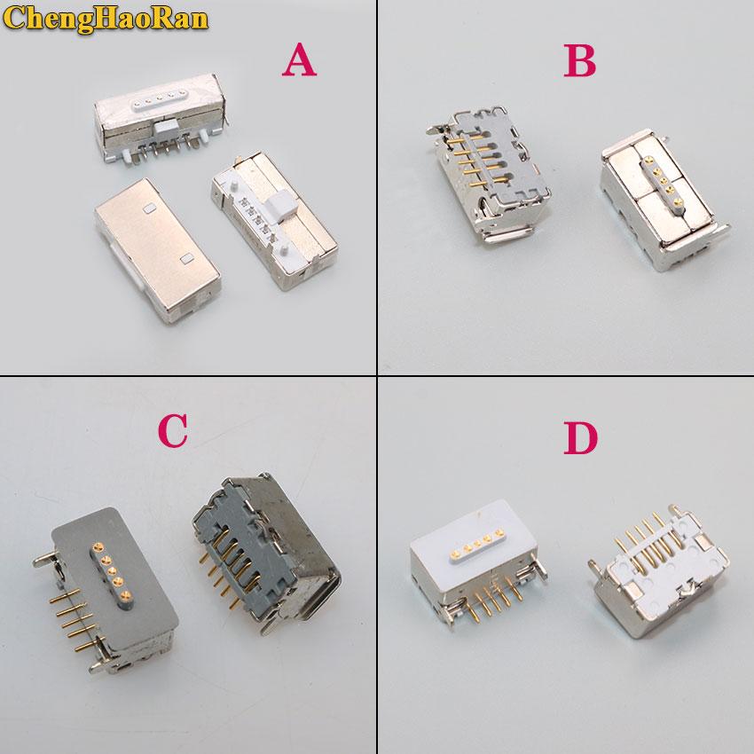 ChengHaoRanFor Apple MacBook Pro A1286 A1278 A1297 A1226 A1260 A1211 MB207 MC207 MB516 MC516 DC Power Socket Jack Connector