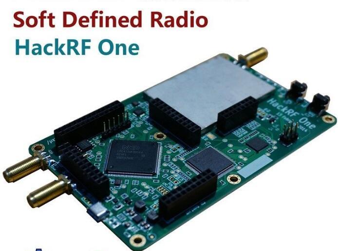 HackRF One 1MHz to 6GHz RTL SDR Software Defined Radio usb platform reception of signals software demo dongle receiver board usb 20 software radio dvb t