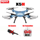 100% Original Stand-Alone SYMA X5H X5HW X5HC Single RC Drone RC Quadcopter Without Camera and Remote Control and Spare Parts