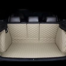 Personalizado esteiras mala do carro para LEXUS todos os modelos ES RX NX series car styling acessórios auto