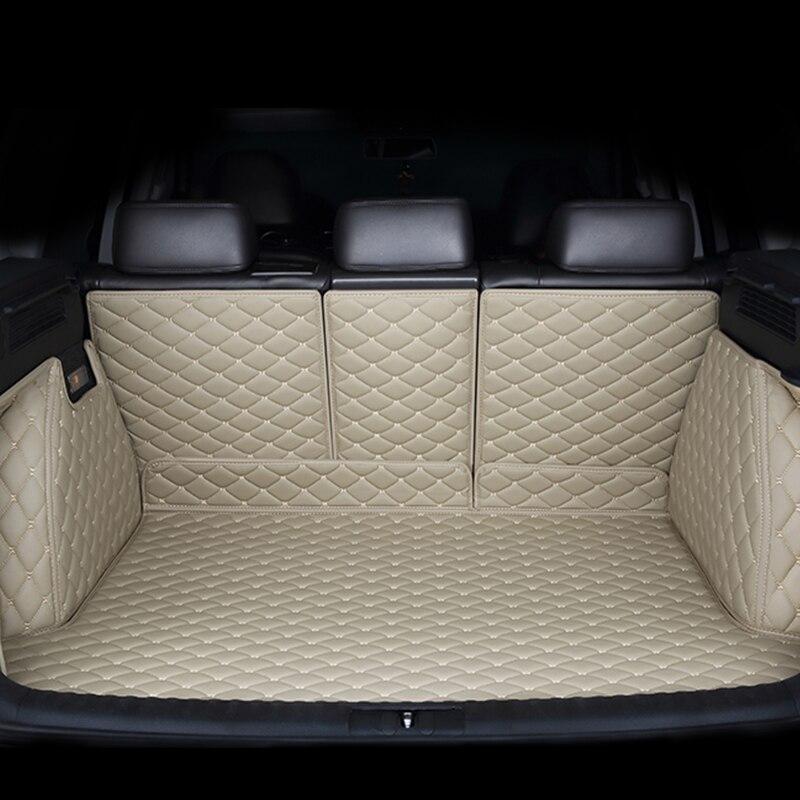 Personnalisé tapis voiture du tronc pour LEXUS tous les modèles ES RX NX série car styling auto accessoires